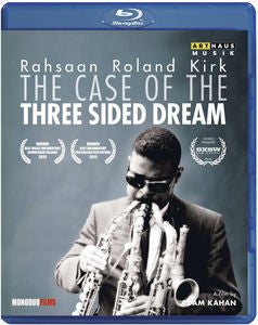 Case of the Three Sided Dream, Blu-Ray