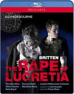 Rape of Lucretia, Blu-Ray