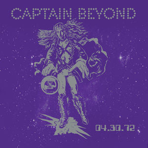 04.30.72 - Captain Beyond, CD (LIMITED ONLY 600 MADE)
