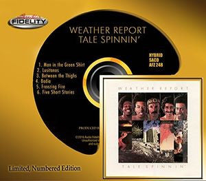 Tale Spinnin - Weather Report, SACD