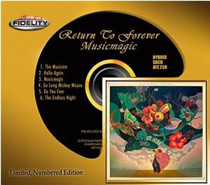 Musicmagic - Return to Forever, SACD