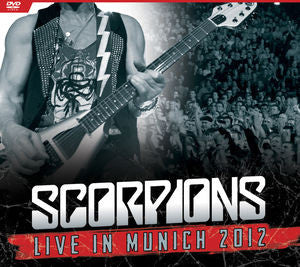 Live In Munich 2012 - SCORPIONS, DVD