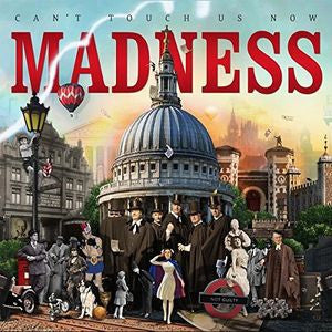 Can't Touch Us Now - Madness, CD