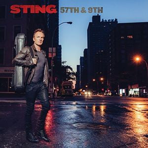 57th & 9th - Sting, CD
