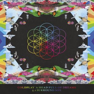 A Head Full Of Dream - Coldplay, Blu-Ray