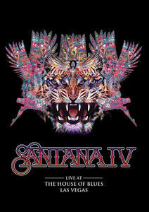 Live At The House Of Blues, Las Vegas - Santana, DVD