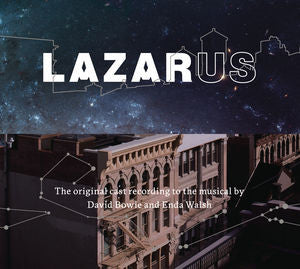 Lazarus Original Cast - Various, CD