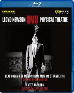 Three Dance Works by Lloyd Newson, Blu-Ray