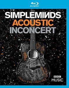 Acoustic in Concert - Simple Minds, Blu-Ray