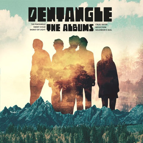 Albums: 1968-1972 [Import] - Pentangle, CD Deluxe