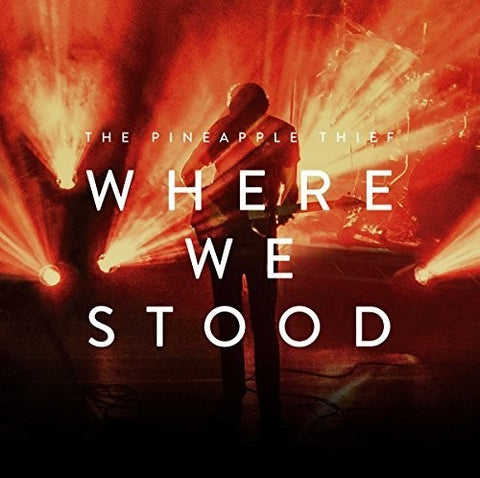 Where We Stood- The Pineapple Thief, CD