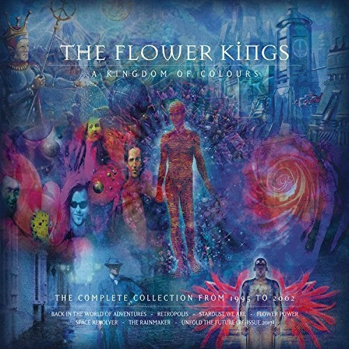 Kingdom Of Colours (1995-2002) [Import] - The Flower Kings, CD