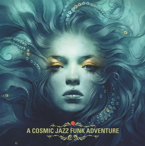 A Cosmic Jazz Funk Adventure - Detroit Rising, LP