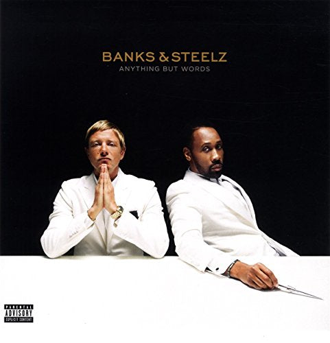 Anything But Words - Banks & Steelz, LP