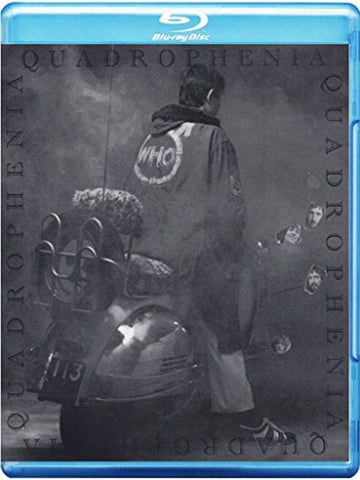 Quadrophenia: 5.1 Remix - The Who, Blu-Ray RECORD STORE DAY