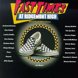 Fast Times At Ridgemont High: Music From The Motion Picture, LP