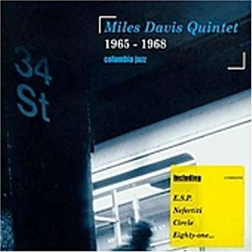 1965-1968 - Miles Davis Quintet, CD (NEW)