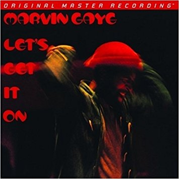 Let's Get It On - Marvin Gaye, SACD