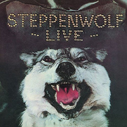 Live Steppenwolf [Import], CD SHM
