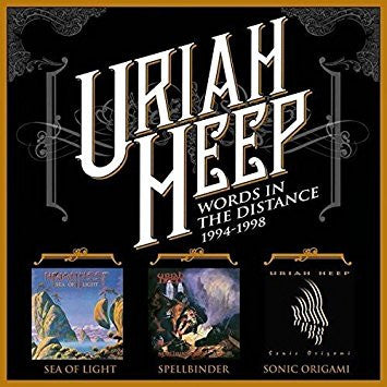 Words in the Distance 1994-1998 - Uriah Heep, CD