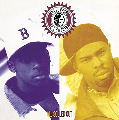 All Souled Out - Pete Rock and CL Smooth, LP