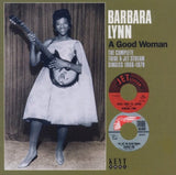 A Good Woman: The Complete Tribe & Jetstream Singles 1966-1979 - Barbara Lynn, CD