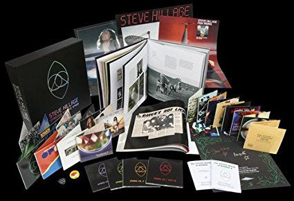 Searching for the Spark - Steve Hilage, CD Box Set