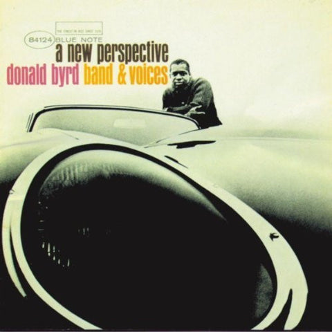 A New Perspective - Donald Byrd Band & Voices, CD (Pre-Owned)