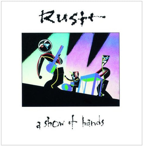 A Show of Hands - Rush, CD