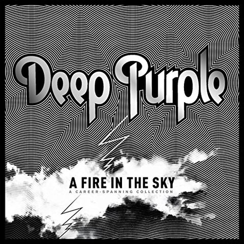 A Fire In The Sky (3CD) - Deep Purple, CD