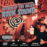 Attack Of The Killer Rock Sound - Various Artists, DVD
