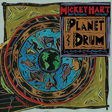 Planet Drum - Mickey Hart, CD