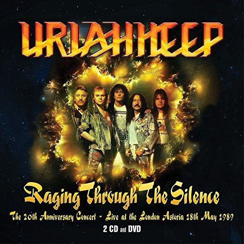 Raging Through the Silence: 20th Anniversary - Uriah Heep, CD (Import)