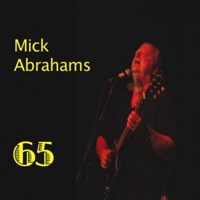 65 - Mick Abrahams, CD/DVD