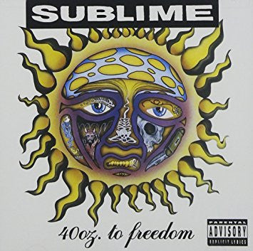40 Oz. To Freedom - Sublime, CD (Pre-Owned)