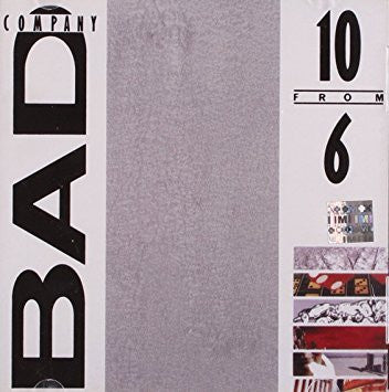 10 From 6 - Bad Company, CD (Pre-Owned)