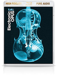 Electronic Opus - BT, High Fidelity Pure Audio Blu-Ray
