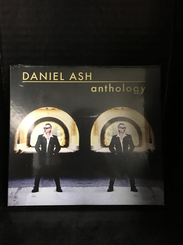 Anthology - Daniel Ash, CD