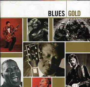 Blues Gold - Various, CD
