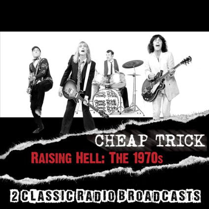 Rating Hell - Cheap Trick, CD