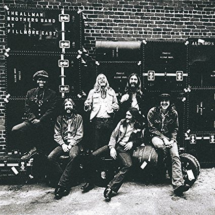 At Fillmore East - Allman Brothers, CD