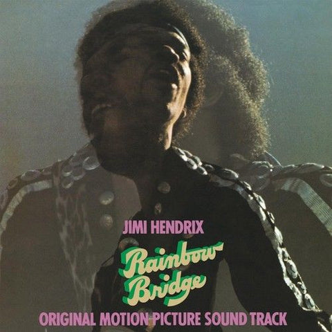 Rainbow Bridge- Jimi Hendrix