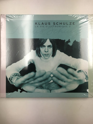 La Vie Electronique 2 - Klaus Schulze, CD