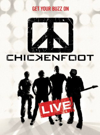 Get Your Buzz On - Chickenfoot, DVD/Blu-Ray