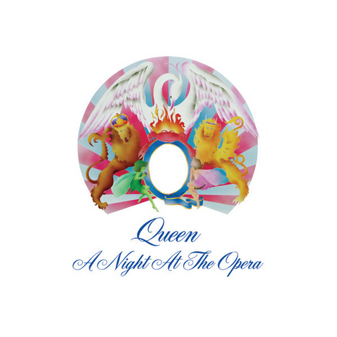 A Night At The Opera - Queen, CD (Pre-Owned)
