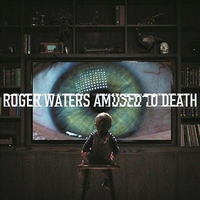 Amused to Death- Roger Waters. CD