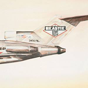 Licensed to ill  30th Anniv. Edition - Beastie Boys, LP