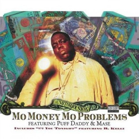 Mo Money Mo Problems - Notorious BIG, LP RECORD STORE DAY