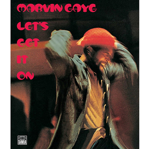 Let's Get It On - Marvin Gaye, Blu-Ray