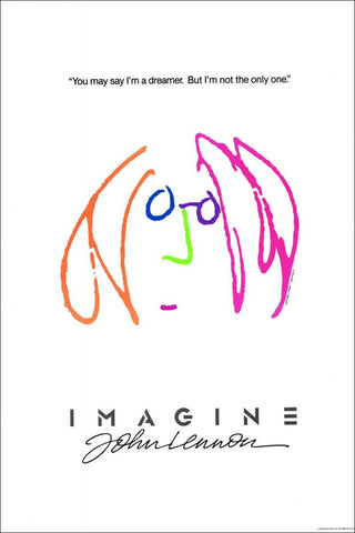 Imagine- John Lennon. DVD